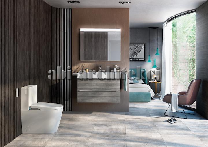 łazienka laufen