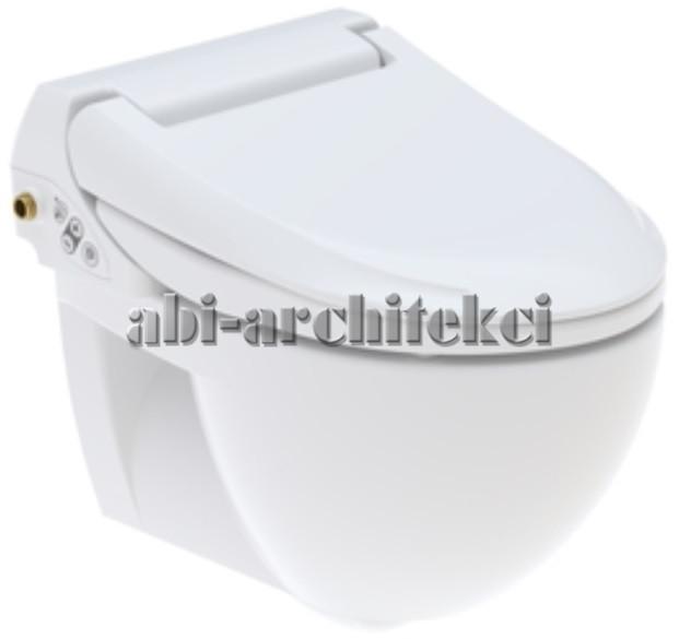 myjące toalety Geberit