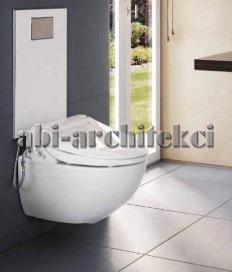 toalety myjące Geberit
