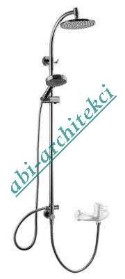 Hansgrohe zestawy prysznicowe