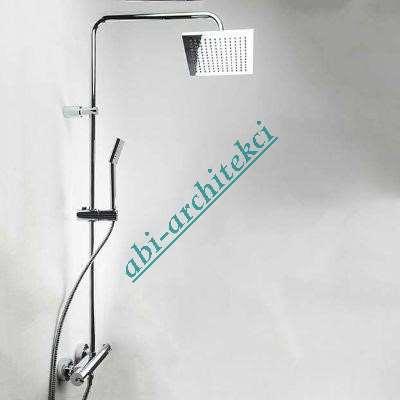 narozny panel prysznicowy Sanplast