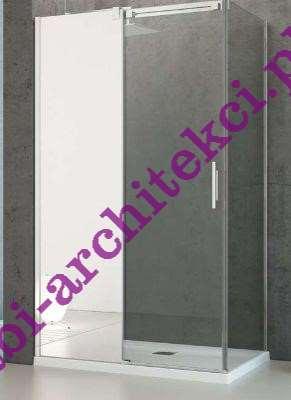 Cersanit kabiny prysznicowe bez brodzika