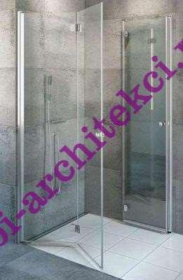 kabina prysznicowa z brodzikiem Deante