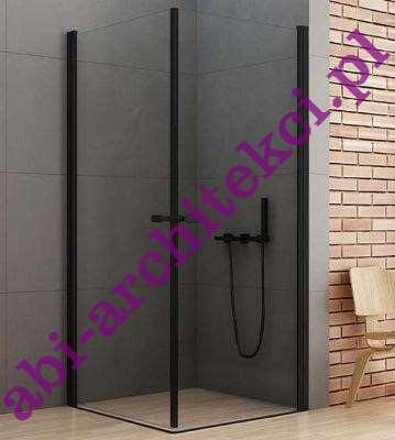 kabina prysznicowa z hydromasazem