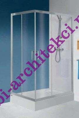 kabiny prysznicowe z brodzikiem Cersanit