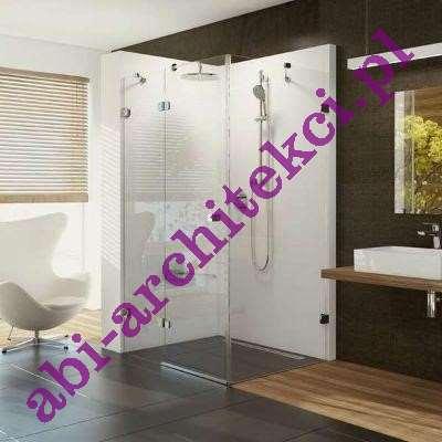 kabiny prysznicowe z brodzikiem Sanplast